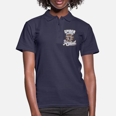 Wolf Mother Tarantula Spider Whisperer Squad Gift - Women's Polo Shirt