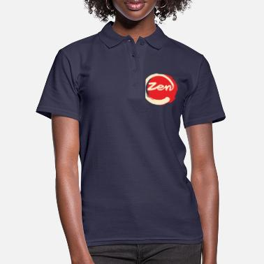 Zen Zen - Women's Polo Shirt