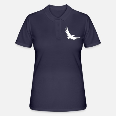 Flyvning Eagle i flyvning - Women's Polo Shirt