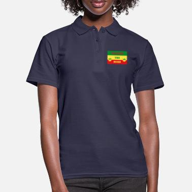 Herbst Legalize the Herb Flagge 2 - Frauen Poloshirt