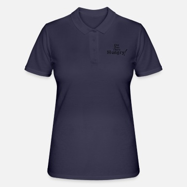 Hungry hungry! - Women's Polo Shirt