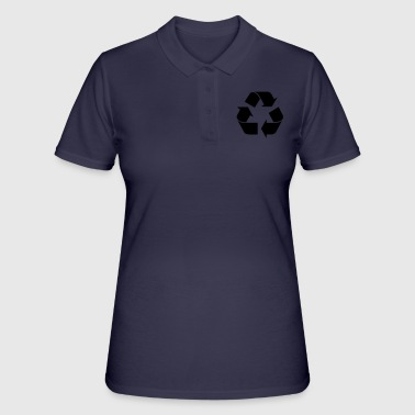 Recycling recycling - Women's Polo Shirt