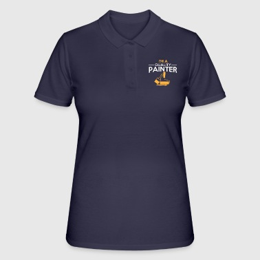Painter Painter and painter painter gift idea - Women's Polo Shirt