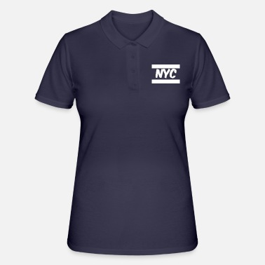 Nyc NYC - Frauen Polo Shirt