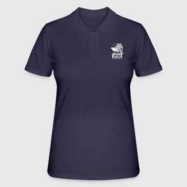 Tiburones XASTY Dive Unit Dive Fridykking Apnea el mar - Women's Polo Shirt