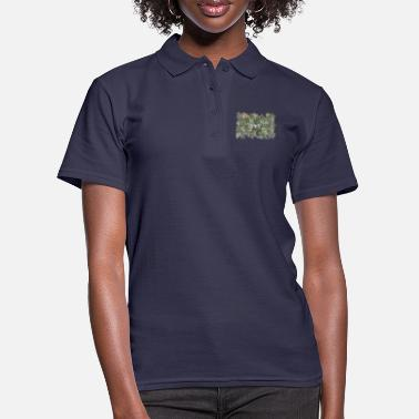 Botanical botanical pattern - Women's Polo Shirt