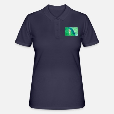 Grave grave threshold - Women's Polo Shirt