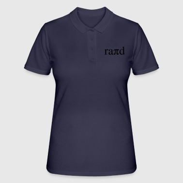 Rápido rápido - Women's Polo Shirt