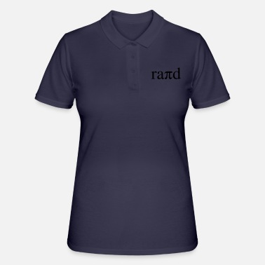 Rask rask - Women's Polo Shirt