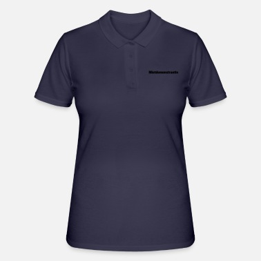 Satire Mietdemonstrantin Satire - Frauen Polo Shirt