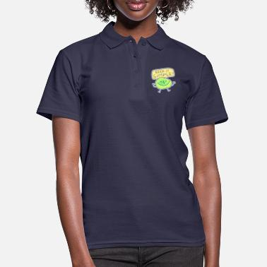 Keep It Simple - Frauen Poloshirt