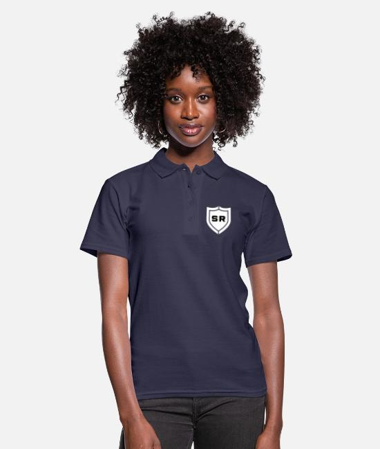 World Championship Polo Shirts - Rugby shop - sexy rugby - Women's Polo Shirt navy