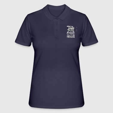 Christus Ich kann alles in CHRISTUS machen - Women's Polo Shirt