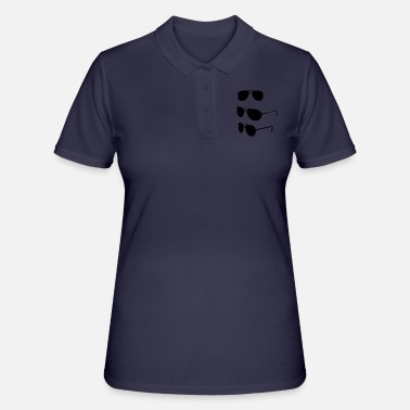 Sunglasses sunglasses - Women's Polo Shirt