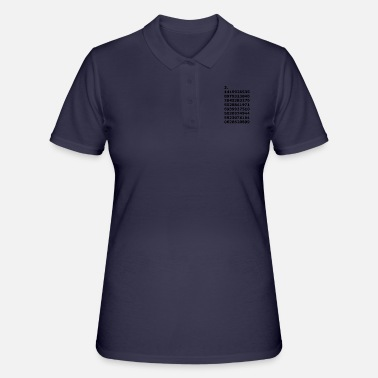 Pi pi - Women's Polo Shirt
