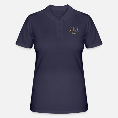 Franca fee fairies fairy vorname name Franca - Frauen Poloshirt