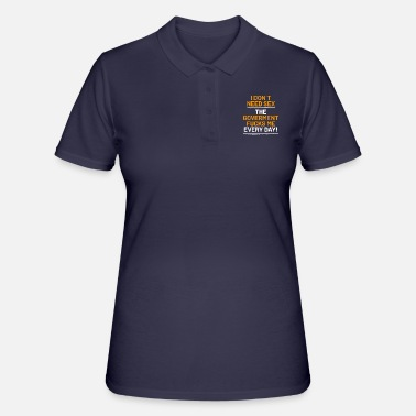 Government The government - Women's Polo Shirt