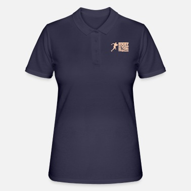 Rugby Rugby - Frauen Polo Shirt