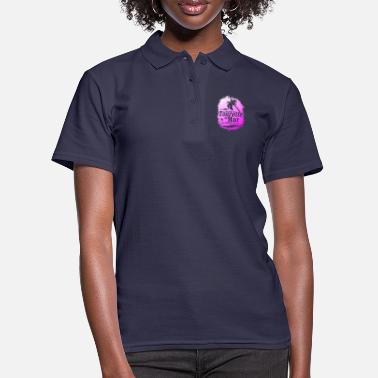 Tourette de Mar - party shirt - Lloret de mar - Women's Polo Shirt