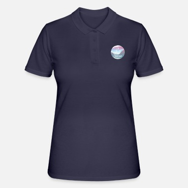 Paysage - Fuck problems it's summer - Women's Polo Shirt