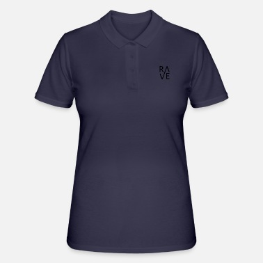 RAVE - Women's Polo Shirt