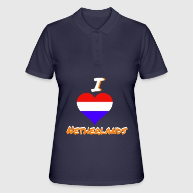 Netherlands netherlands - Women's Polo Shirt