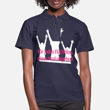 Party party - Frauen Poloshirt
