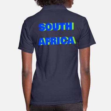 South Africa South Africa - Women's Polo Shirt