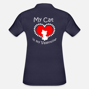 Anti Valentine Anti Valentine's Day Anti-Valentine Funny Gift - Women's Polo Shirt