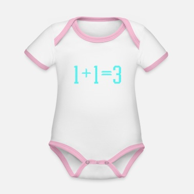 Sexy Adult Humor Novelty Graphic Sarcasm Funny T Shirt - Organic Contrast Baby Bodysuit
