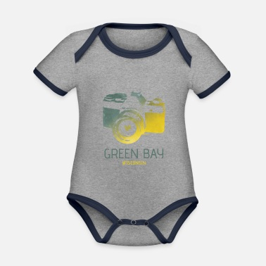 Shop Green Bay Packers Baby Bodysuits Online Spreadshirt