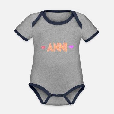 e858aa95be47 Ordina online Body neonato con tema Anni