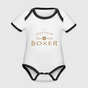 Pedir en línea Boxer Alemán Ropa de bebé | Spreadshirt