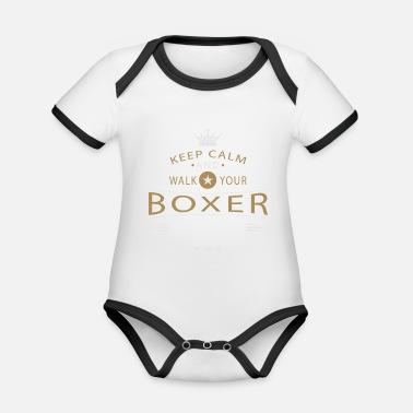 Pedir en línea Boxer Alemán Bodies bebé | Spreadshirt