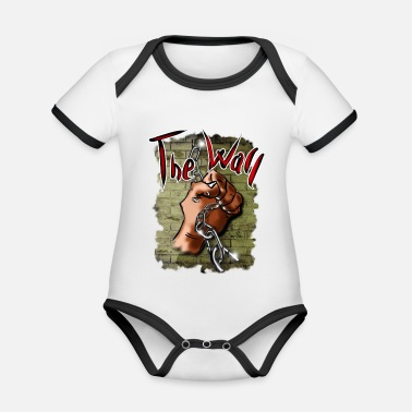 Wall THE WALL - Organic Baby Contrasting Bodysuit