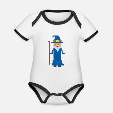 Sourcerer Developer Open Sourcerer Funny gift idea - Organic Contrast Baby Bodysuit