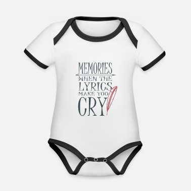 Songs Music Lyrics Lyrics Songs Songs - Organic Contrast Baby Bodysuit
