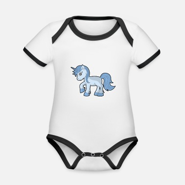 Mythical Regalo per bambini di Mythical Creature - Body neonato bicolor