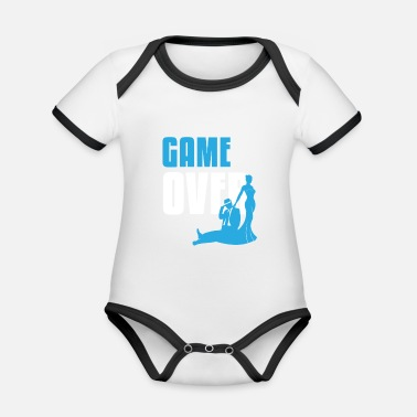Wedding Reception JGA - wedding reception Bride Bride - Organic Contrast Baby Bodysuit