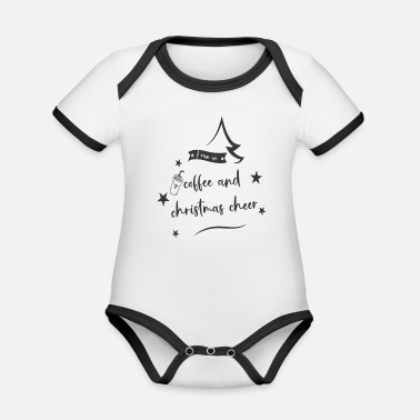 Quotes Funny Quote - Baby Bio Kurzarmbody zweifarbig