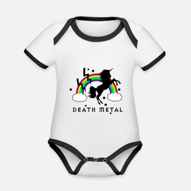 Metal Death Metal Unicorn - Body neonato bicolor