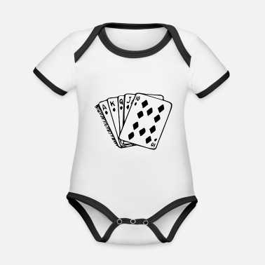 Royal Flush royal flush - Body neonato bicolor