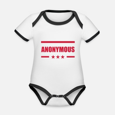 Anonymous Anonymous - Rompertje tweekleurig