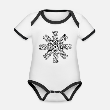 Out Out There - Organic Baby Contrasting Bodysuit