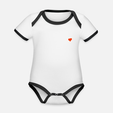 1967 February 1967 - Organic Baby Contrasting Bodysuit