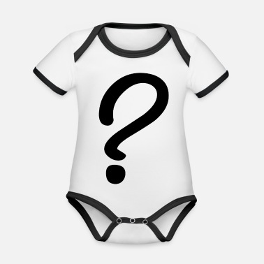 Forever Thinking - Organic Contrast Baby Bodysuit