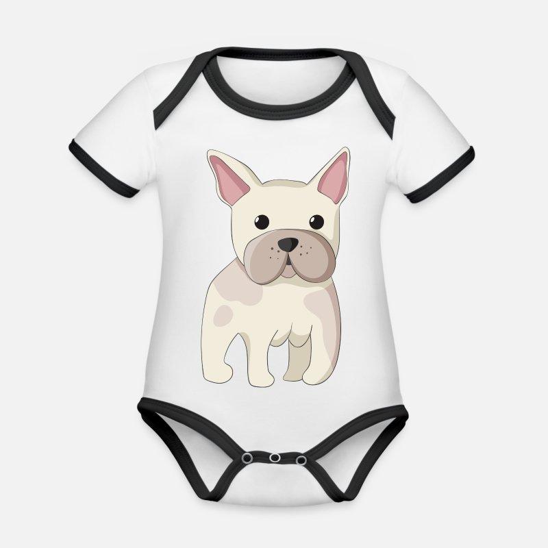 970c0dac Bestill Fransk Bulldog Babyklær på nett   Spreadshirt