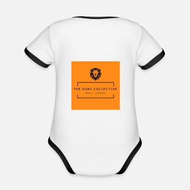 Collections The Dubs Collective - Organic Contrast Baby Bodysuit