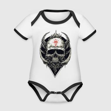 Hoorns baby body online bestellen spreadshirt for Schedel hoorns