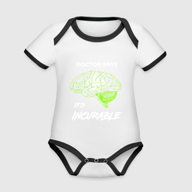 Scout Boy Scout - Organic Baby Contrasting Bodysuit